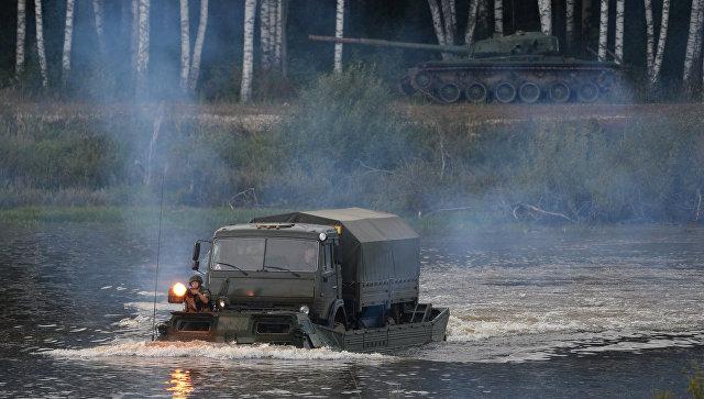 «КАМАЗ» создаст пообразу иподобию военному грузовику «ГАЗ-66»