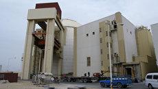 Атомная электростанция в Бушере (Иран). Архивное фото