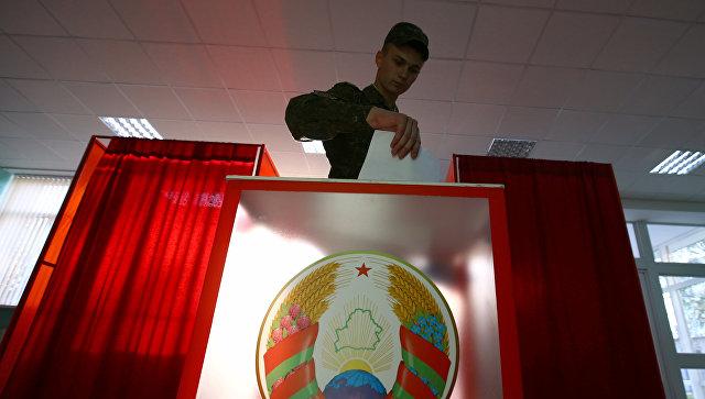 Западу будет трудно придраться кпроходящим в Беларуси выборам— Слуцкий