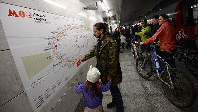 Сервисы «Яндекса» помогут пассажирам построить маршрут через станции МЦК
