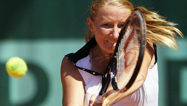 Россиянка Евгения отчизна вышла во 2-ой круг теннисного турнира вКвебеке