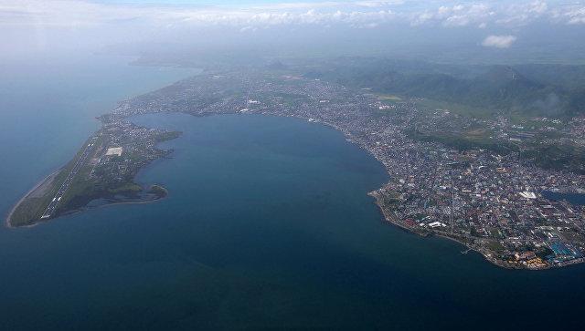 Вид на Филиппины
