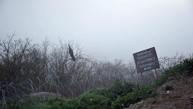 Миссия ОБСЕ проведет очередной мониторинг 14сентября восточнее населенного пункта Караханбейли