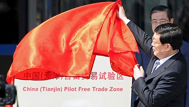 Главы города Тяньцзиня подозревают вкоррупции
