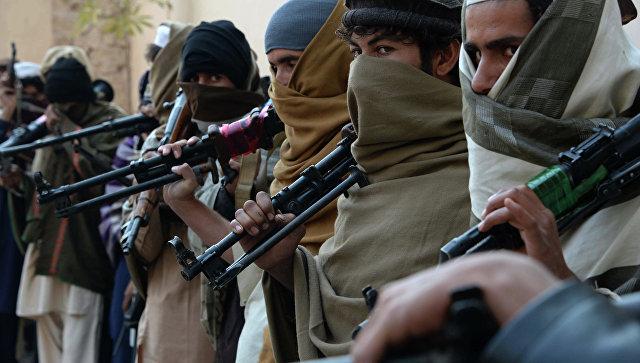 Члены движения Талибан*, Афганистан. Архивное фото