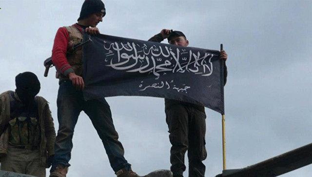 Боевики организации Фронт ан-Нусра. Архивное фото