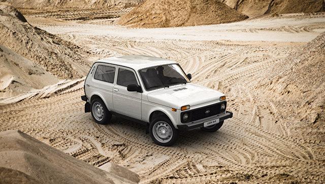 Автомобиль Lada. Архивное фото