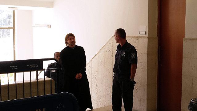 Священник Глеб Грозовский. Архивное фото.