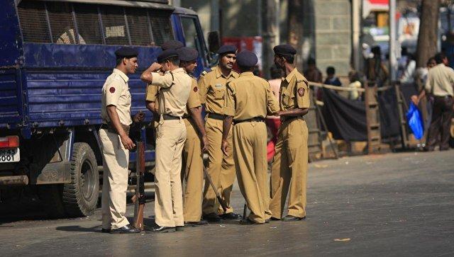 Полиция Индии. Архивное фото