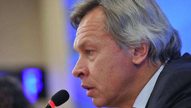 Алексей Пушков. Архивное фото