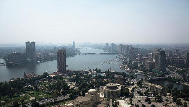 Каир, Египет. Архивное фото