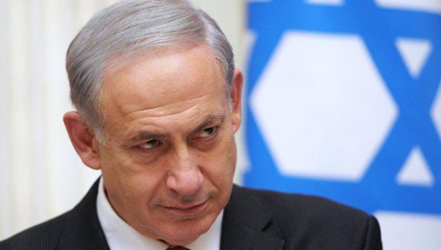 Биньямин Нетаньяху. Архивное фото