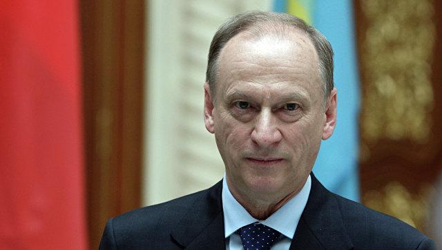 Секретарь Совета Безопасности Российской Федерации Николай Патрушев. Архивное фото