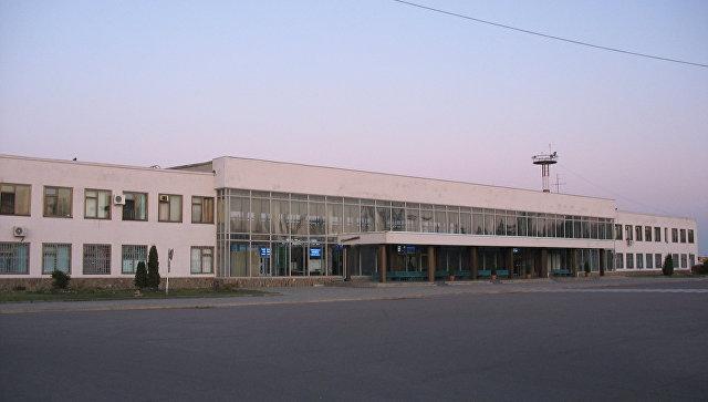 Международный аэропорт Воронеж. Архивное фото