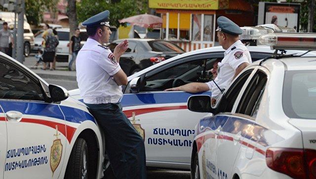 Схвачен совершивший вооруженное нападение на приверженцев Пашиняна мужчина