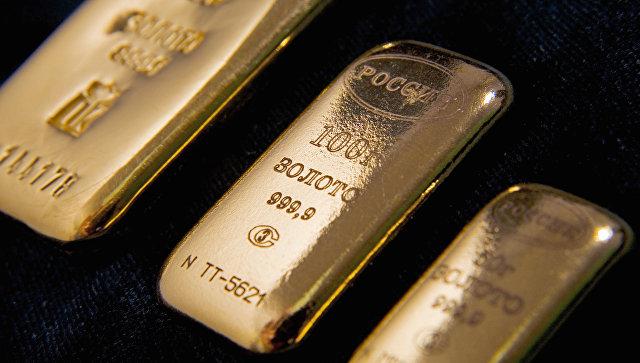 Россия в январе-октябре увеличила аффинаж золота на 0,26%