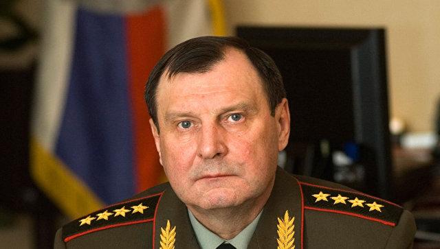 Заместитель министра обороны Российской Федерации генерал армии Дмитрий Булгаков, архивное фото