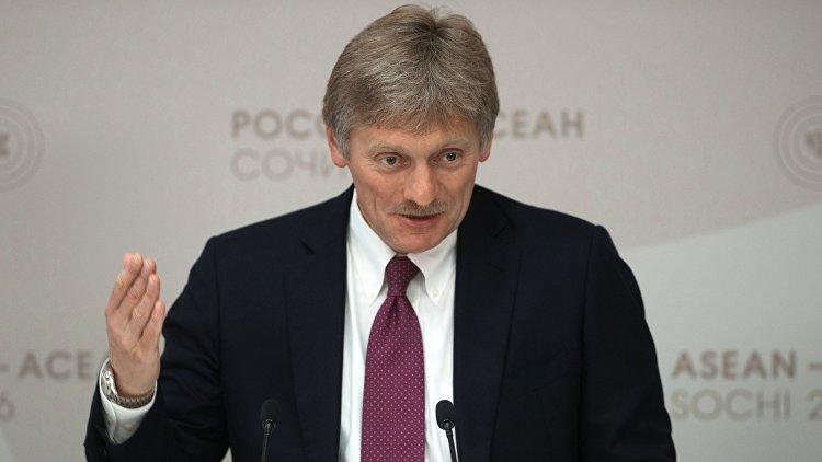 Кремль надеется, что слова Порошенко о возврате Донбасса продиктованы гуманизмом