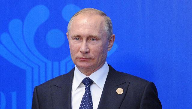 Путин ответил послу Украины напротест против председательства РФ вСНГ