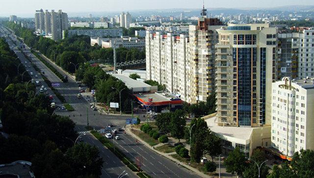 Кишинев, Молдавия. Архивное фото