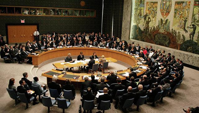 Совет Безопасности ООН. Архивное фото