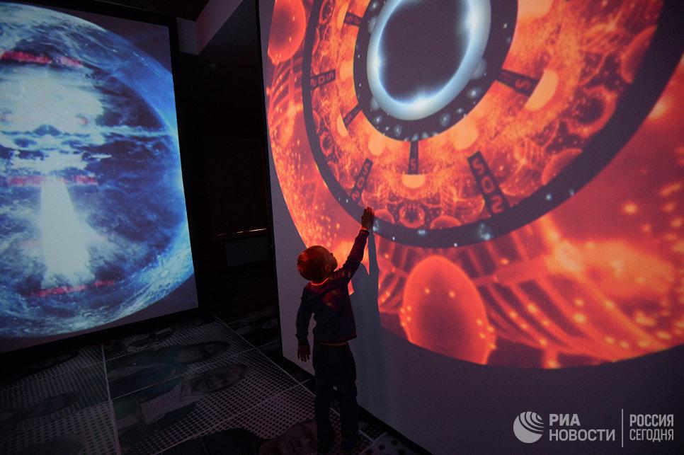 Открытие нового пространства Театра Наций