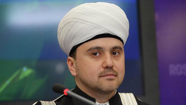 Заместитель председателя Совета муфтиев России Рушан Аббясов