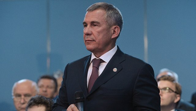 Рустам Минниханов. Архивное фото