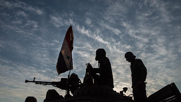 СМИ: поддерживаемые США подразделения шиитов перешли на сторону Асада