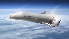 Проект гиперзвукового летательного аппарата DARPA's Experimental Spaceplane XS-1