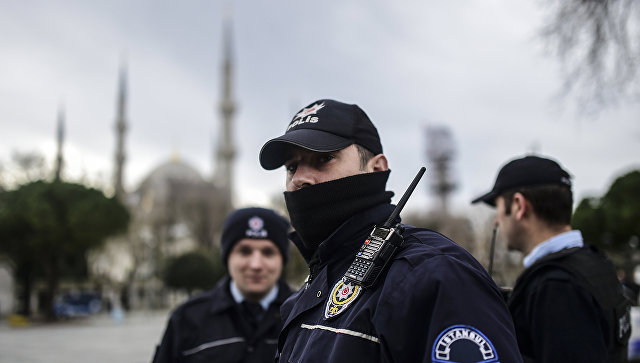Турецкая полиция перепутала похитителей овец с террористами