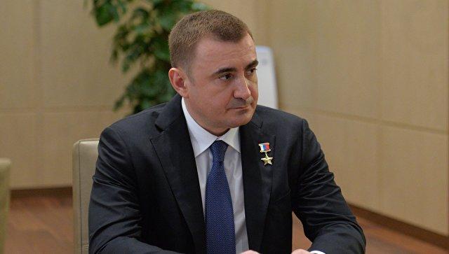 Врио губернатора Тульской области Алексей Дюмин. Архивное фото