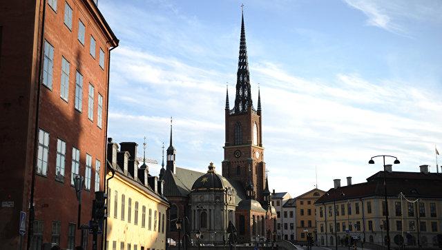 Зарубежные страны. Швеция. Архивное фото