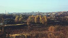 Вид на город Серпухов. Архивное фото