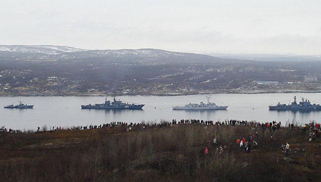 Вроссийско-норвежских учениях «Баренц» будет участвовать новый многофункциональный катер «Спасатель Кононенко»