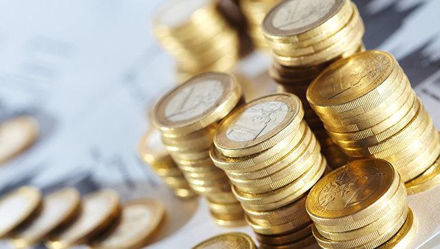 Монеты евро. Архивное фото
