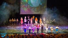 Премьера спектакля по пьесам молодых людей с инвалидностью пройдет в Москве