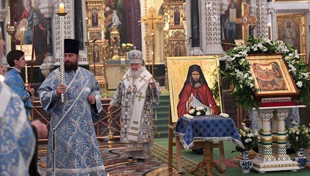 Афон является образом вселенского православия— Патриарх Кирилл
