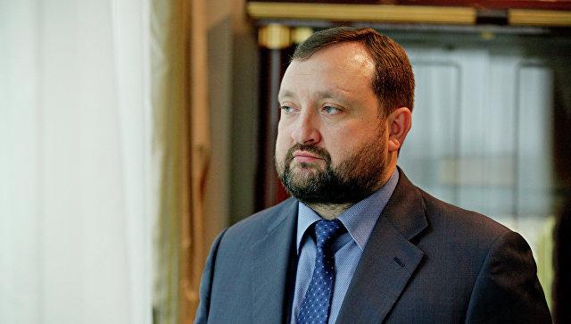 Бывший премьер-министр Украины Сергей Арбузов. Архивное фото