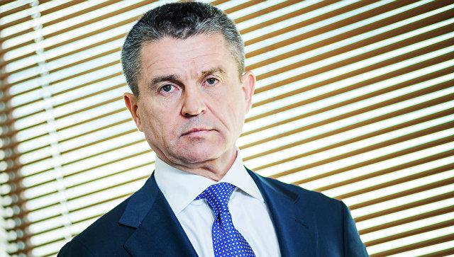 Официальный представитель Следственного комитета Владимир Маркин. Архивное фото