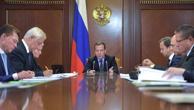 Русская экономика одолела кризис без популизма— Д. Медведев