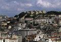 Вид на город Лиссабон. Португалия