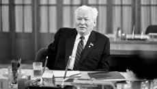 Генеральный секретарь ЦК КПСС Константин Устинович Черненко. Архив