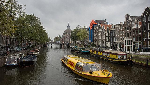 Города мира. Амстердам. Архивное фото