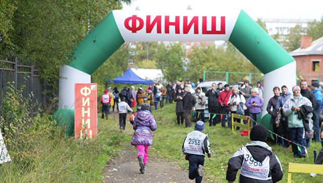 Наводной станции пройдет Всероссийский день бега «Кросс нации»
