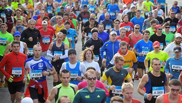 ВОдинцово прошел спортивно-патриотический марафон «Живу спортом»