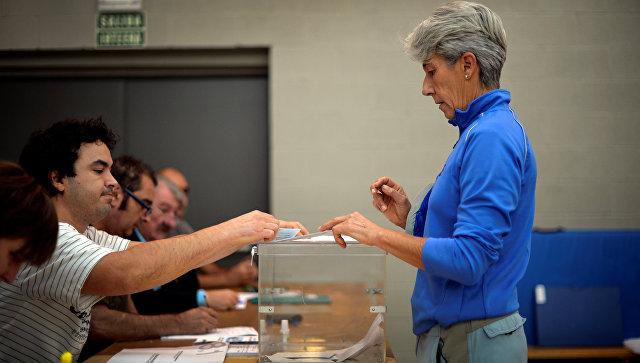 Напарламентских выборах вгосударстве басков победили правые националисты
