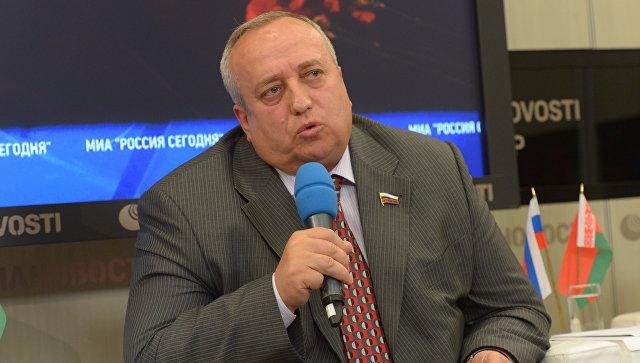 Клинцевичу понравилась идея резолюции о санкциях за проявления фашизма