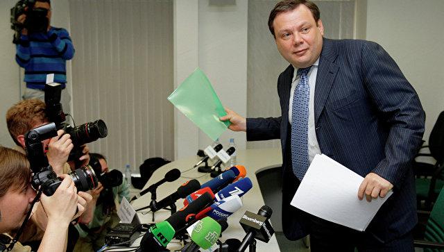 Российский предприниматель Михаил Фридман