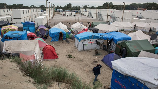 Насевере Франции прошли столкновения полицейских имигрантов